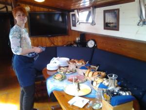 cateringliste segeln ijsselmeer