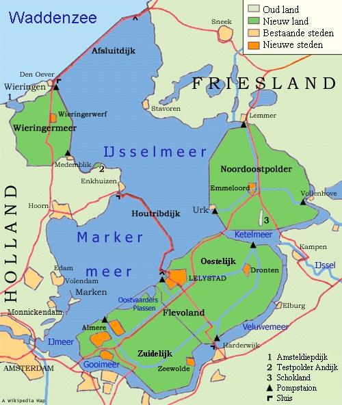 Segeln auf dem IJsselmeer