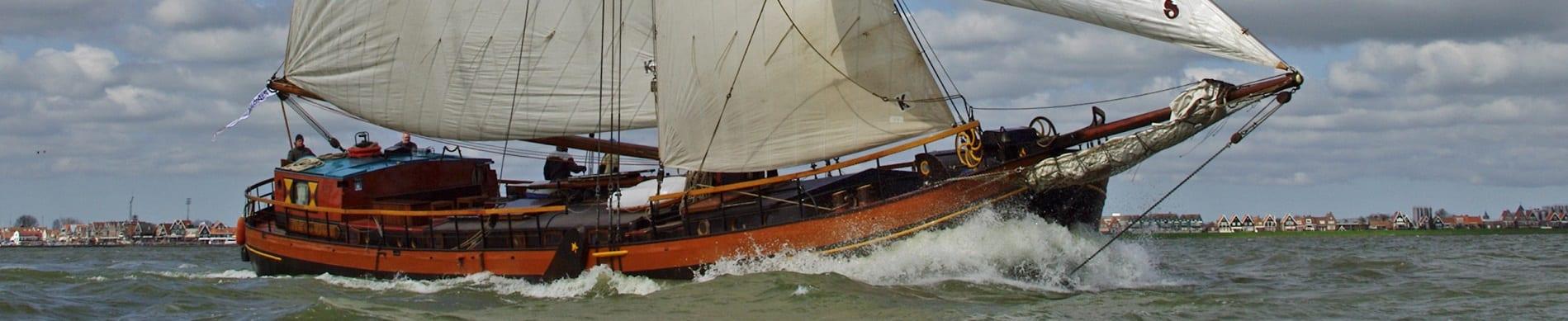 Segelschiff IJsselmeer