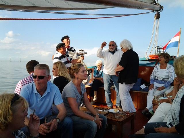 Tagesausflug Segeln im Holland