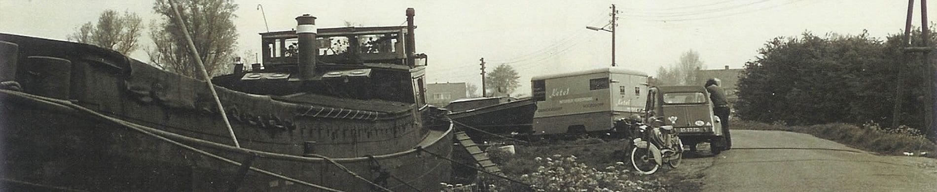 Geschichte Segelschiff