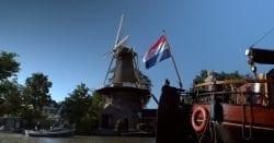 Nederland Waterland Molen