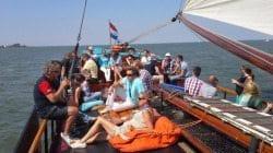 Lange Tagesausflug Segeln IJsselmeer
