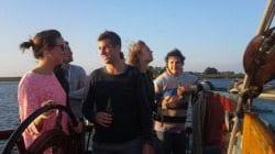Wochenende Segelen m Holland