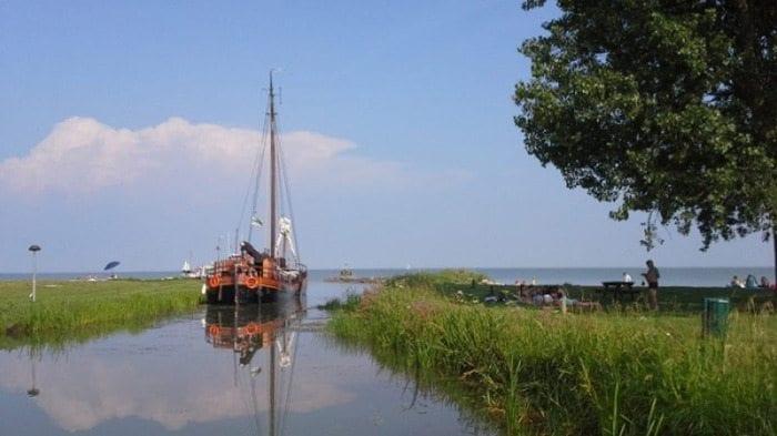 Wochenende Segeln im Holland
