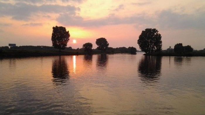 asverstrooiing IJsselmeer