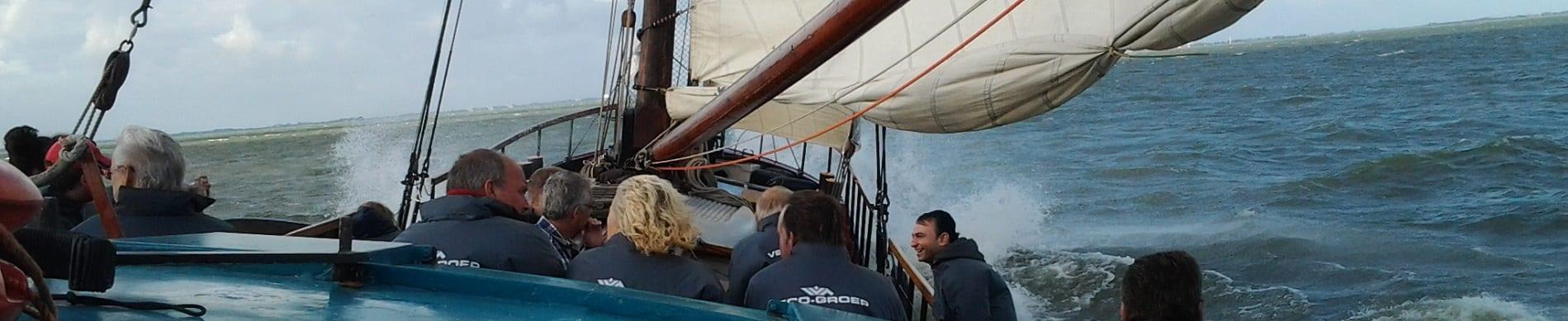 betriebsausflug segeln