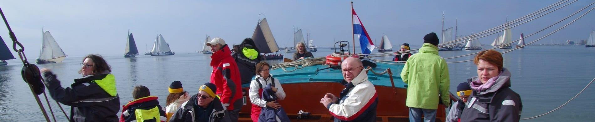 Wochenende Segeln Holland