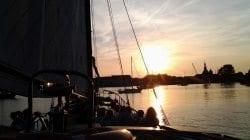 Ein tag segeln dinercruise mit Übernachtung